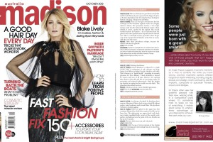 Dr Kushelew in 'Madison Magazine'