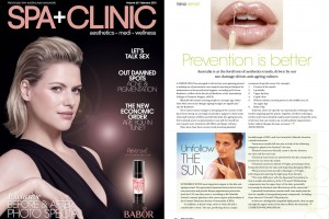 Spa & Clinic Vol 60